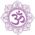 Om-symbol-purple