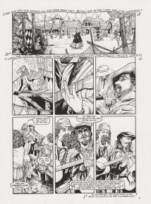 (Barefoot) Justine Mara Andersen - comic/Mara2