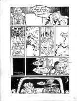 (Barefoot) Justine Mara Andersen - comic, Oxycodone2