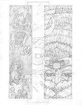 (Barefoot) Justine Mara Andersen - unfinished, Hinduism comic 3
