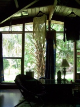 A pic of my room, more of my view (pic by Barefoot Justine)