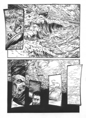 (Barefoot) Justine Mara Andersen - Odysseus: finished inks page 10
