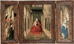 Jan_van_Eyck_-_Triptych_of_Mary_and_Child,_St._Michael,_and_the_Catherine_-_Google_Art_Project