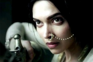 Mastani with her sword