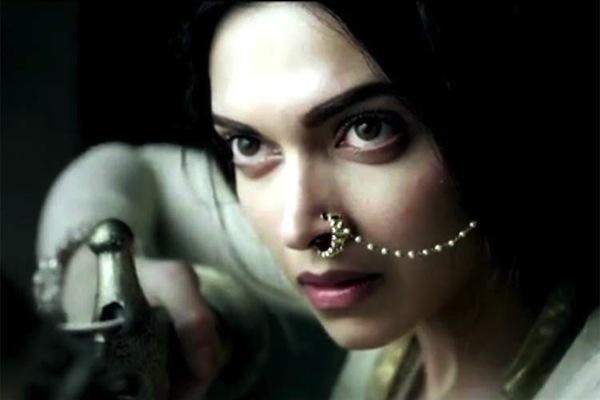 Mastani with her sword