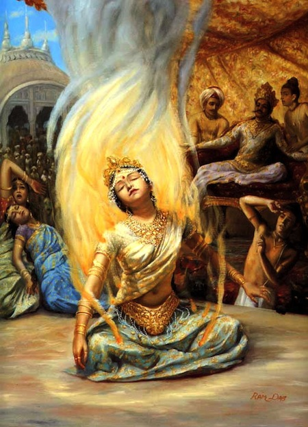 Shiva Aghori (1 of 2) | Barefoot Justine