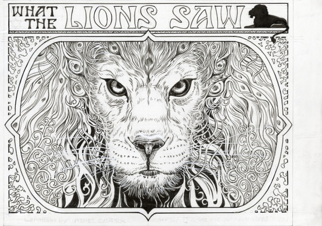 What The Lions SAW cover by Justine Mara Andersen