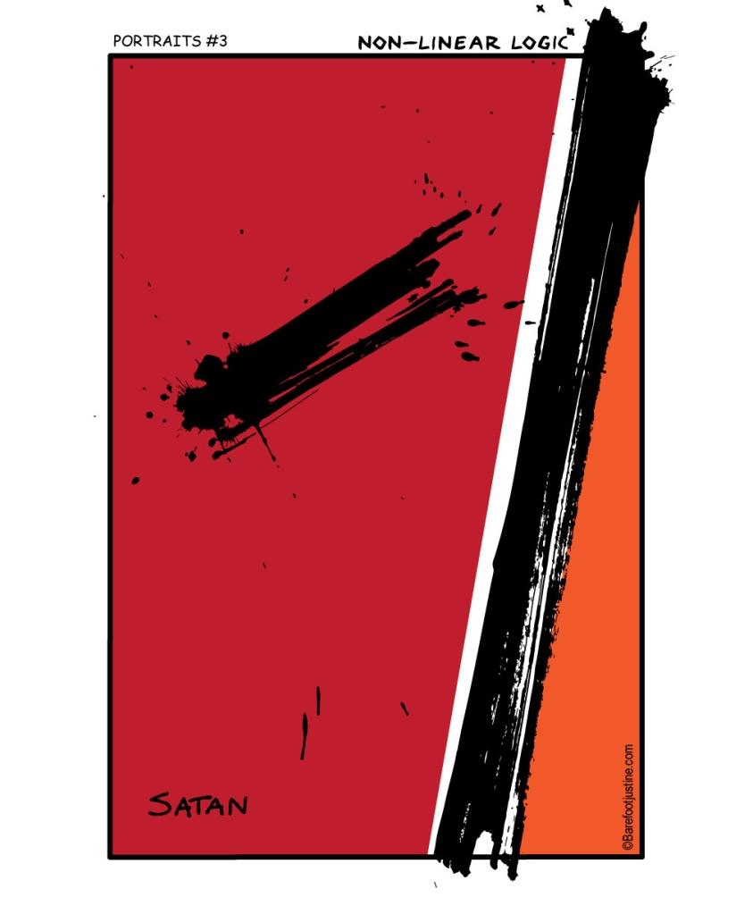 Satan: by Barefoot Justine