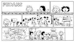 Peanuts Tribute