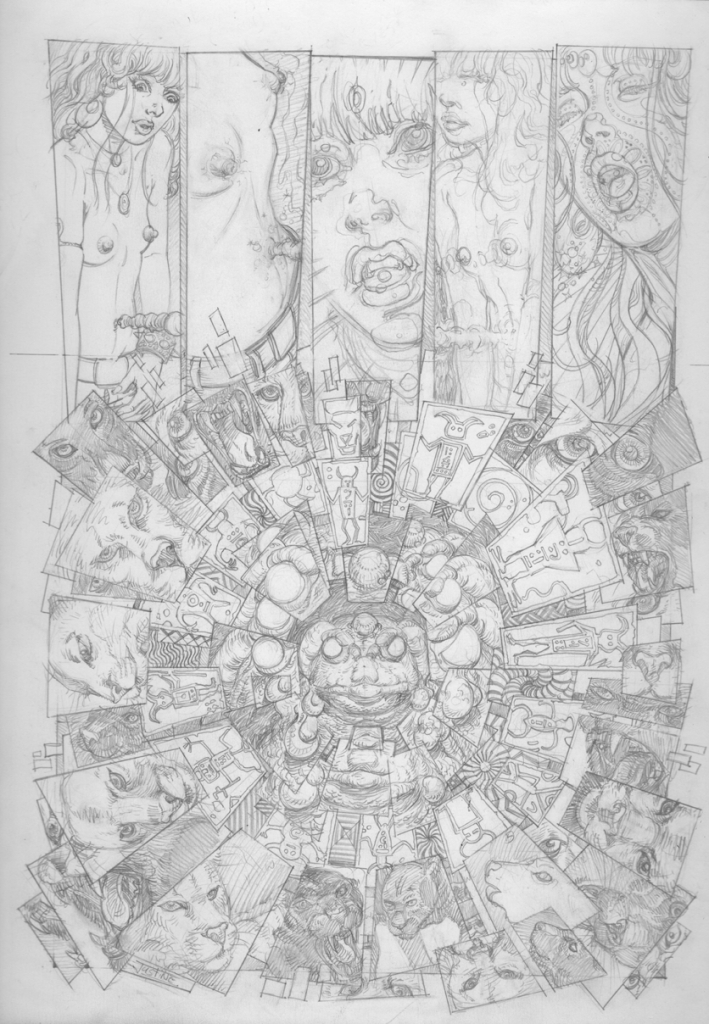 Barefoot Justine Mara Pencils Page 10